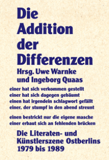 Die Addition der Differenzen