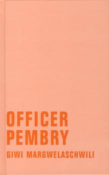 Officer Pembry